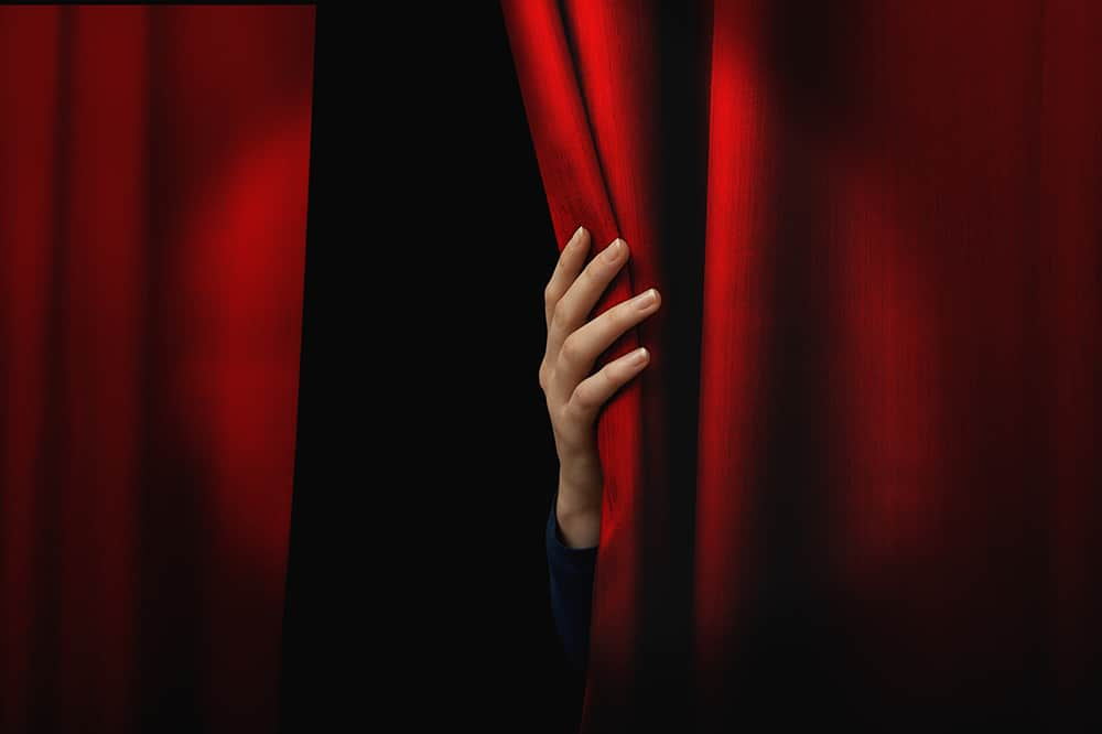 Look Behind the Curtain
