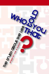 Book Cover: Who Told You That?