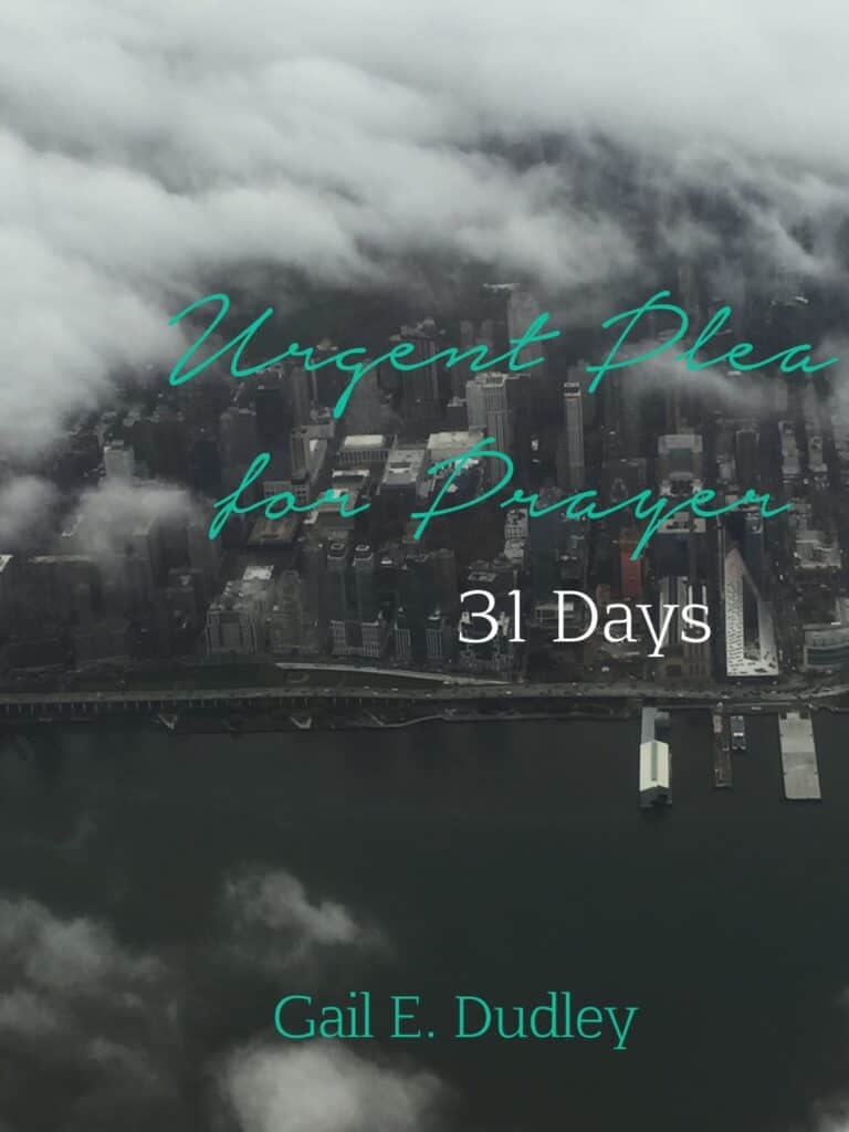 Book Cover: Urgent Plea for Prayer: 31 Day Devotional and Guide