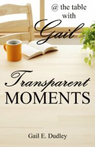 Book Cover: Transparent Moments